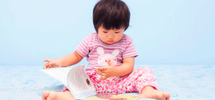 READING BOOKS TO BABIES (Part 1)